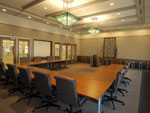 Image of a conference room.